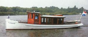 rondvaartboot friesland