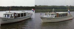 Boottocht IJsselmeer